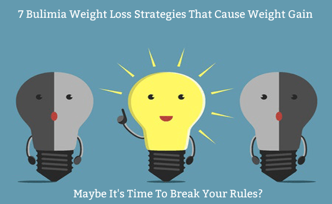 The 7 Most Popular Bulimia Weight Loss Strategies
