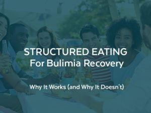 Structured Eating for Bulimia Recovery